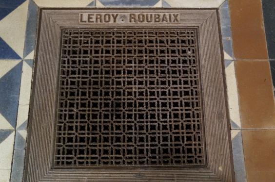 GRILLES LE ROY ROUBAIX